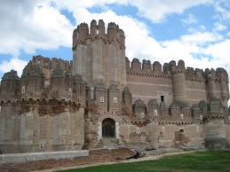 Historical Castles by Great Castles Of Europe Castle Of Coca