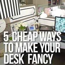 Work Desk Organization Work Desk Decor Golden Chevron Desk Tray Work Desk Decoration