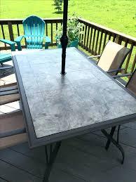 tile table top design ideas tile patio table phaserle com