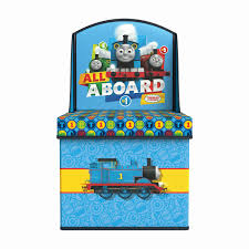 thomas and friends tidy town jumbo collapsible chair with storage