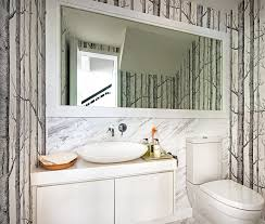 wallpaper ideas for bathrooms bathroom interior chic wall paper for bathrooms wallpaper ideas