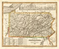 Maps Of Pa Underground Railroad Routes In Pennsylvania Image Gallery Hcpr
