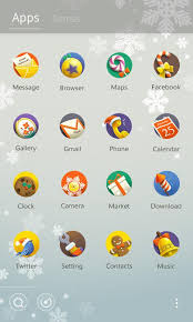 go launcher themes spongebob go launcher themes for christmas fun for christmas