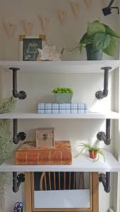 Wall To Wall Desk Diy by Diy Shelves