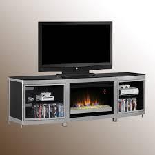classic flame gotham media console electric fireplace 26mm9313 b974