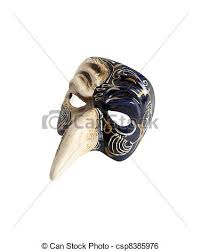 venetian doctor mask souvenir from venice classical venetian doctor mask with stock