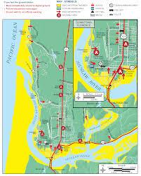 Portland Flooding Map by Tsunami Resources Kxcr 90 7 Fm