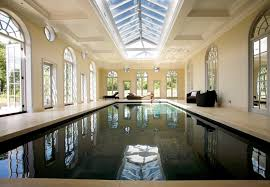 swimming pool hotel with inground pool glass ceilings pool
