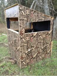 Box Blinds For Deer Hunting Deer Blind New House Pinterest Deer Hunting Deer Blind