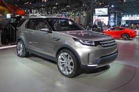 land rover discovery concept land rover discovery vision concept video evo