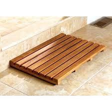 Teak Bath Mat Wood Bath Mats Medium Image For Teak Bath Mats Teak Wood Bath Mat