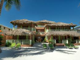 caye casa beachfront quiet convenient ambergris caye best