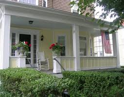 covered front porch plans ideas for porches michigan home design