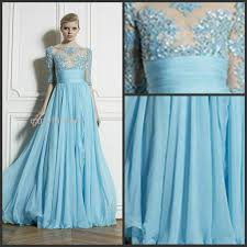 wedding evening dress in a different color wholesale evening dress buy 2014 zuhair