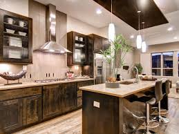 one wall kitchen layout with island kitchen layout templates 6 different designs hgtv