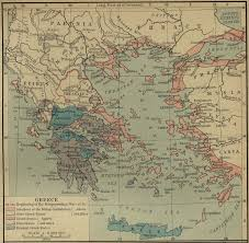 Athens Greece Map by Nationmaster Maps Of Greece 35 In Total