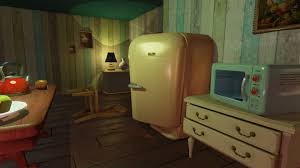 hello neighbor is a horror game for cowards