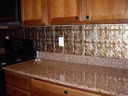 tin tile back splash copper backsplashes for kitchens backsplash