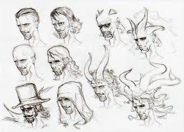 old character designs page 4 neogaf