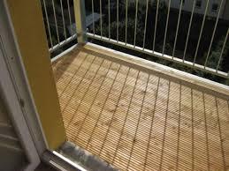 holzdielen balkon stralsund sonnige 2 zi altbau whg mit balkon holzdielen
