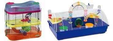 accessori per gabbie ziprar alloggio ed habitat criceto