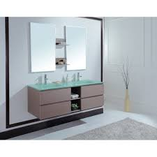 Double Bathroom Vanity Ideas Bathroom Ideas Wall Mounted Modern Modern Double Bathroom