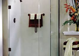 Hinged Frameless Shower Door by Shower Olympus Digital Camera Oil Rubbed Bronze Shower Door