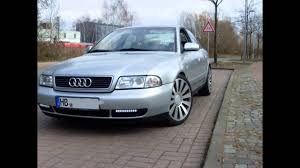 mein audi a4 b5 1997 1 8 youtube