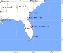 port canaveral map cape canaveral florida fl 32920 32931 profile population