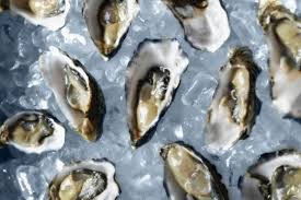 4 oysters 10 ingredients put in thanksgiving