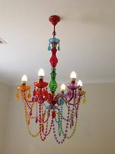 Multi Coloured Chandeliers Multi Coloured Chandeliers And Ceiling Fixtures Ebay