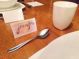 thanksgiving table place cards 3 things diy u0027s for your thanksgiving table u2013 living rich on less