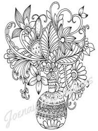coloring pages flowers teenagers difficult coloring