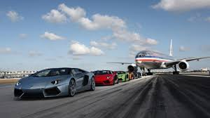 fastest lamborghini vs fastest ferrari lambo roadster faster than a plane top gear
