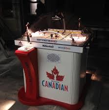 super chexx bubble dome hockey tables
