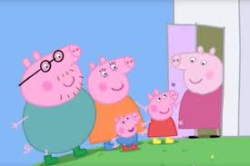 irishman u0027s themed peppa pig clips viral parents