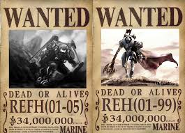 image reh and refh wanted poster png one piece ship of fools