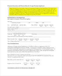 Financial Warranty Letter guarantee letter