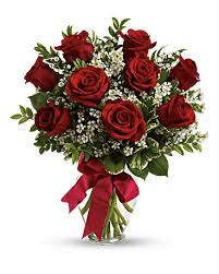 bouquet of roses thoughts of you bouquet with roses teleflora
