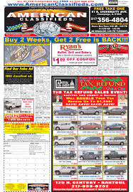 american classifieds champaign january 8 2009 by american
