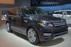 land rover hse 2016 2016 land rover range rover sport suv review