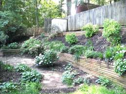 Sloped Backyard Ideas Terraced Backyard Ideas Terraced House Front Yard Ideas Terracing