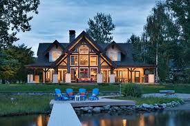 a frame homes washington log and timber frame homes by precisioncraft regarding a