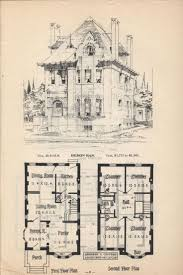Victorian Mansion Blueprints by 28 Victorian Floor Plans Farmhouse House Historic Mab Hahnow