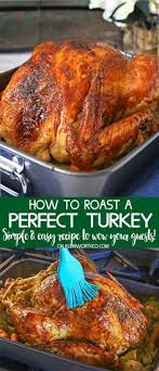 top 10 simple turkey recipes best easy thanksgiving dinner cooked approximate the cooking time based on the weight of your