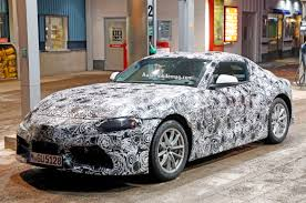 convertible toyota supra 2019 toyota supra turbo what to expect automobile magazine