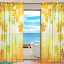 yellow kitchen curtains large size of window curtains and 42