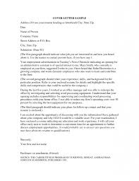 Cover Letter Examples Without Contact Name by Dazzling Cover Letter Header 16 Cover Letter No Contact How To