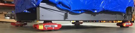 roller skids machinery rollers u0026 machine skates cherry u0027s
