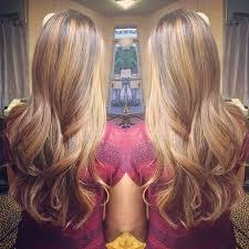 long blonde hair with dark low lights 12 flattering dark brown hair with caramel highlights hair